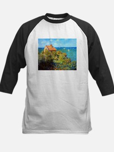 Claude Monet Fisherman's Cottage Tee