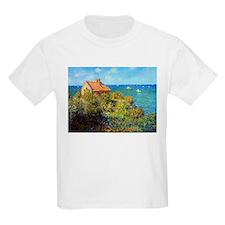 Claude Monet Fisherman's Cottage T-Shirt