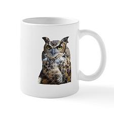 Great Horned Owl Mug