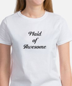 Maid of Awesome Tee