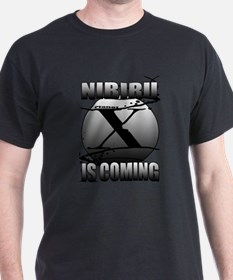 Planet X Rising - Nibiru Is Coming T-shirt T-Shirt