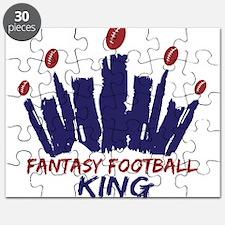 Fantasy Football King Puzzle