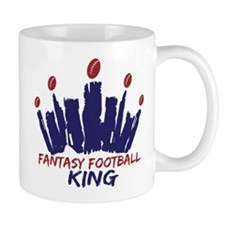 Fantasy Football King Mug