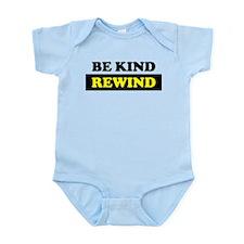 Be Kind Rewind Infant Bodysuit