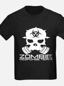 Zombie Apocalypse - Zombie Response Team t-shirt K