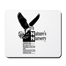 Nature's Nursery Logo Mousepad