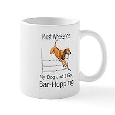 JRBarHoppingRR Mugs