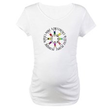 pediatric nurses circle WITH KIDS.PNG Shirt