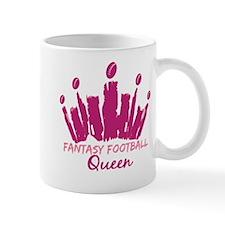 Fantasy Football Queen Mug