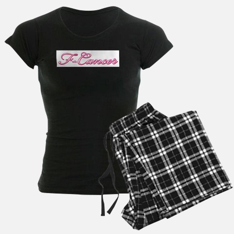 F-Cancer Pajamas