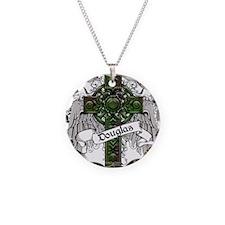 Douglas Tartan Cross Necklace