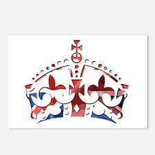 Jubilee Crown Postcards (Package of 8)