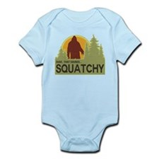 squatch-5 Body Suit