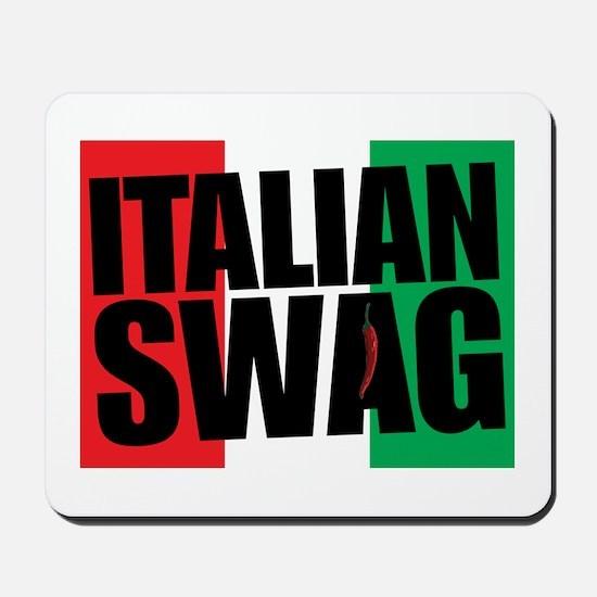 Italian Swag Mousepad