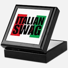 Italian Swag - 2012 Keepsake Box