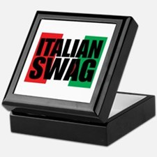 Italian Swag Keepsake Box