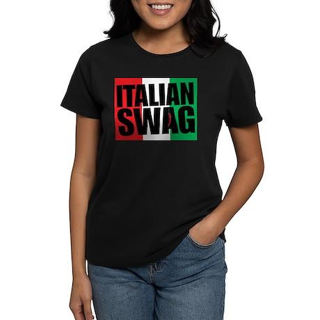 Italian Swag - 2012 Women's Dark T-Shirt