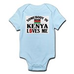 Somebody In Kenya Infant Creeper