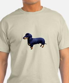 Mini Dachshund at Attention T-Shirt