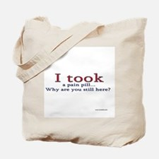 Why are you here? Tote Bag