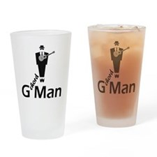 G Chord Man Drinking Glass