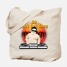 DJ Baby Bok Choy Tote Bag