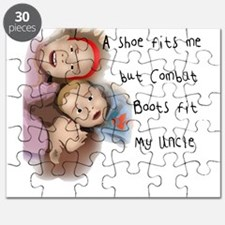 My Uncle's Boots Puzzle