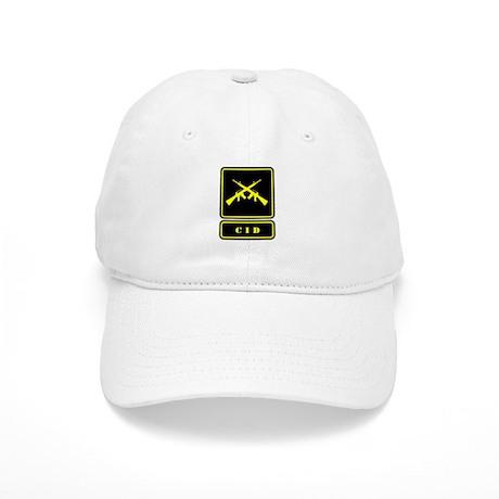 CiD Yellow Logo Cap