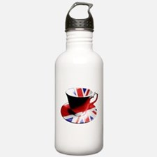 Union Jack Cup of Tea Water Bottle
