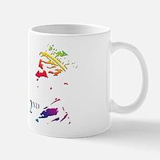 Queen Rainbow Mug