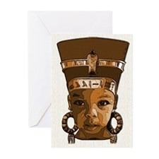 Queen's Crib Greeting Cards (Pk of 10)