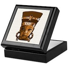 Queen's Crib Keepsake Box