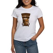 Bronze Queen_plus size T-Shirt