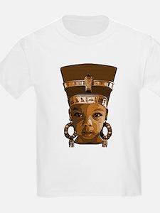 Bronze Queen Kids T-Shirt