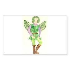 Rosemary Fairy Decal