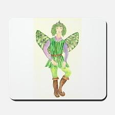 Rosemary Fairy Mousepad