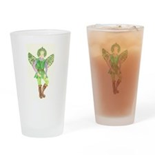 Rosemary Fairy Drinking Glass