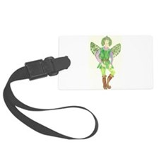 Rosemary Fairy Luggage Tag