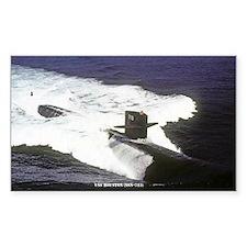 USS HOUSTON Decal