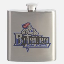 Bitburg High School Shop of Alumni Stuff Flask
