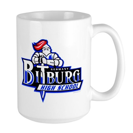 Bitburg High School Shop of Alumni Stuff Large Mug