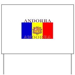 Andorra.jpg Yard Sign