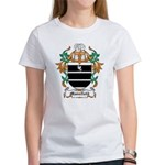 Mansfield Coat of Arms Women's T-Shirt