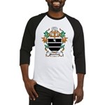 Mansfield Coat of Arms Baseball Jersey
