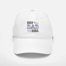Best Dad Ever Baseball Baseball Cap