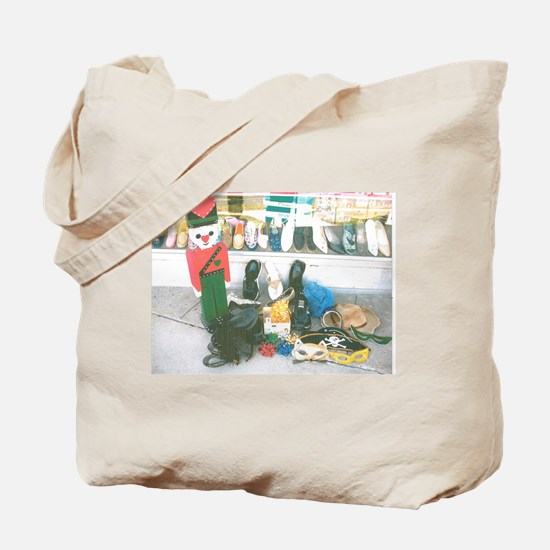 Oldest And Kindest Shoe Store In Town 2 Tote Bag