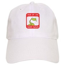 Year of The Snake 2001 Baseball Cap