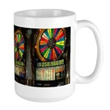 Las vegas Large Mugs (15 oz)