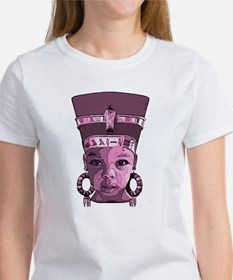 Pretty in Pink_plus size T-Shirt