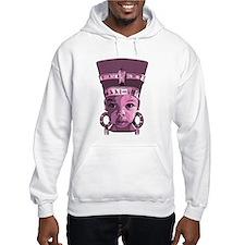 Pretty in Pink Hoodie Sweatshirt